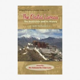 Dalai Lamas — The Institution and its History by Ardy Verhaegen - 9788124602027