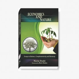 Economics and Nature by Navin Doshi - 9788124606223