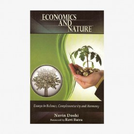 Economics and Nature by Navin Doshi - 9788124606247