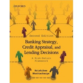 BANK. STRATEGY, CREDIT APPRAISAL, by BHATTACHARYA, HRISHIKES - 9780198074106