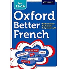 Better Spanish by Oxford Dictionary - 9780192746351