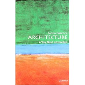 ARCHITECTURE VSI by ANDREW BALLANTYNE - 9780192801791