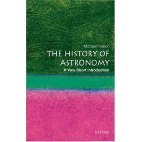 HIST.OF ASTRONOMY VSI by HOSKIN - 9780192803061