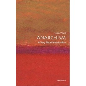 ANARCHISM VSI by WARD - 9780192804778