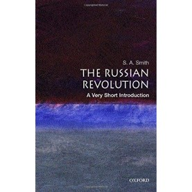 RUSSIAN REVOLUTION VSI: PBI by S. A. SMITH - 9780192853950
