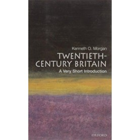 20TH CENTURY BRITAIN VSI by Kenneth O. Morgan - 9780192853974