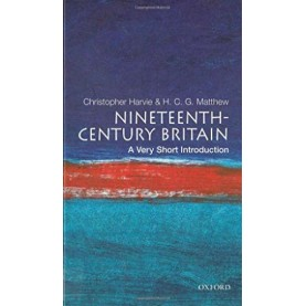 NINETEENTH-CENTURY BRITAIN VSI: PB by CHRISTOPHER HARVIE, COLIN MATTHEW - 9780192853981