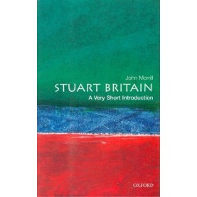 STUART BRITAIN VSI by JOHN MORRILL - 9780192854001