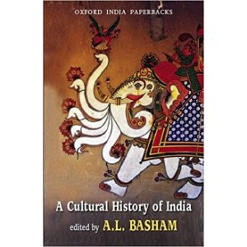 A CULTURAL HISTORY OF INDIA (OIP) by A.L.BASHAM (EDITOR) - 9780195639216