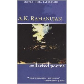 COLLECTED POEMS (OIP) by RAMANUJAN  A.K. - 9780195640687