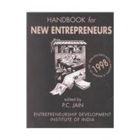 HANDBOOK OF NEW ENTERPRENE(OIP) by JAIN  P C - 9780195652246