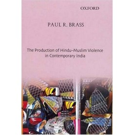 PRODN OF HINDU-MUSLIM VIOLENCE by BRASS  PAUL R. - 9780195664881