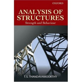 ANALYSIS OF STRUCTURES by THANDAVAMOORTHY, T.S. - 9780195670035