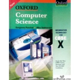 CBSE COMP. SCI. I T BK X (2/E) by PANCHAL S & SABHARWAL A - 9780195671100