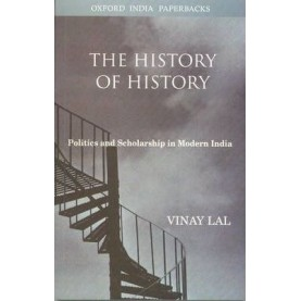 HISTORY OF HISTORY by LAL  VINAY - 9780195672442