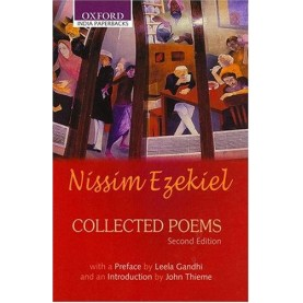 COLLECTED POEMS by EZEKIEL  NISSIM - 9780195672497