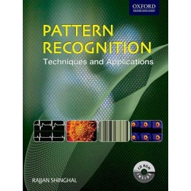 PATTERN RECOGNITION: TECHNIQUES AND APP. by RAJJAN SHINGHAL - 9780195676853