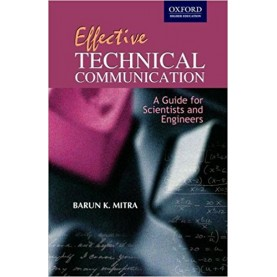 EFF. TECH. COMM.: A GUIDE FOR SCI. & ENG by MITRA, BARUN - 9780195682915