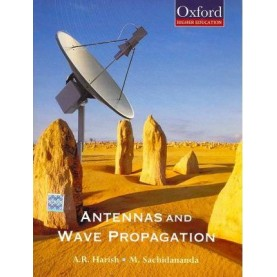 ANTENNAS AND WAVE PROPAGATION by A.R. HARISH & M. SACHIDANANDA - 9780195686661