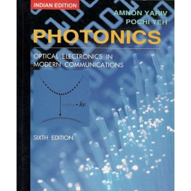 PHOTONICS, 6/ED by YARIV - 9780195687057