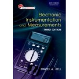 ELECTRON INSTRUM & MEASURE 3E by DAVID A. BELL - 9780195696141