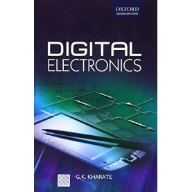 DIGITAL ELECTRONICS by G.K. KHARATE - 9780198061830