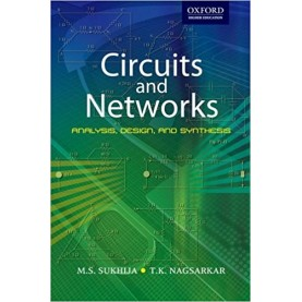CIRCUITS &NETW:ANALYSIS,DESIGN&SYNTHESIS by M S SUKHIJA AND T K NAGSARKAR - 9780198061878