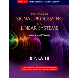 PRINC. OF SIGNAL PROCESSING & LINEAR SYS by B.P. LATHI - 9780198062288