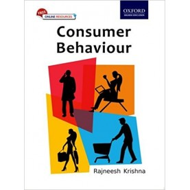 CONSUMER BEHAVIOUR by RAJNEESH KRISHNA - 9780198062929