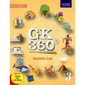 GK 360° 3 by ANAHITA LEE - 9780199466931