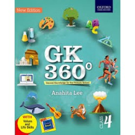 GK 360° 4 by ANAHITA LEE - 9780199466948