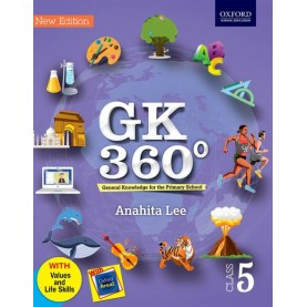 GK 360° 5 by ANAHITA LEE - 9780199466955