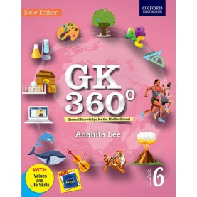 GK 360° 6 by ANAHITA LEE - 9780199466962