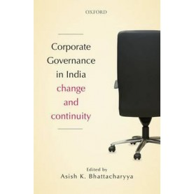 CORPORATE GOVERNANCE IN INDIA by ASISH K. BHATTACHARYYA (IICA) - 9780199469321