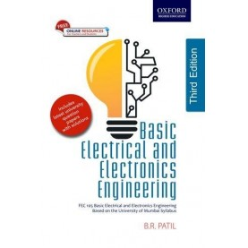 BASIC ELECTRICAL & ELECTRONICS ENGG 3E by BR PATIL - 9780199469376