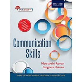 COMMUNICATION SKILLS (MU) by MEENAKSHI RAMAN AND SANGEETA SHARMA - 9780199475087