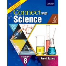 CWS (CISCE EDITION) CHEMISTRY BOOK 8 by PREETI SAXENA - 9780199475865