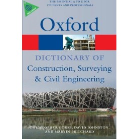 DIC OF CONST, SURVEY & CIVIL ENGG by GORSE, CHRISTOPHER; JOHNSTON, DAVID; PRITCHARD, MARTIN - 9780199534463