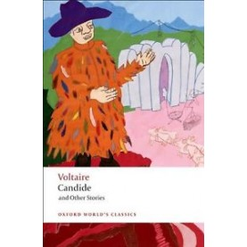 CANDIDE & OTH STORIES OWC PB by VOLTAIRE, ROGER PEARSON - 9780199535613