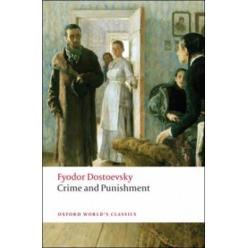 CRIME AND PUNISHMENT OWC PB by FYODOR DOSTOEVSKY, JESSIE COULSON, RICHARD PEACE - 9780199536368