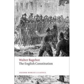 ENGLISH CONSTITUTION OWC: PB by WALTER BAGEHOT, MILES TAYLOR - 9780199539017
