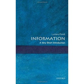 INFORMATION  VSI:PB by LUCIANO FLORIDI - 9780199551378