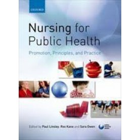 NURSING FOR PUBLIC HEALTH P by EDITED BY LINSLEY, KANE & OWEN - 9780199561087