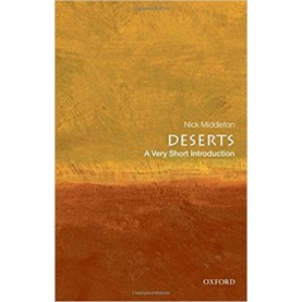 DESERTS VSI :PB by NICK MIDDLETON - 9780199564309