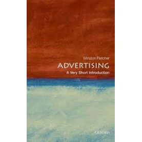 ADVERTISING VSI: PB by WINSTON FLETCHER - 9780199568925