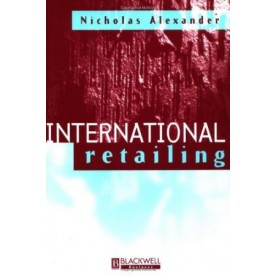 INTERNATIONAL RETAILING by ALEXANDER - 9780199584130
