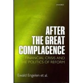 AFTER THE GREAT COMPLACENCE by ENGELEN,  - 9780199589081