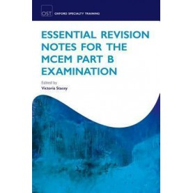 REVISION NOTES FOR MCEM PART B by STACEY, VICTORIA - 9780199592777