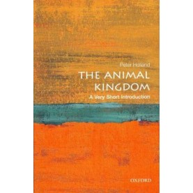 ANIMAL KINGDOM VSI by PETER HOLLAND - 9780199593217