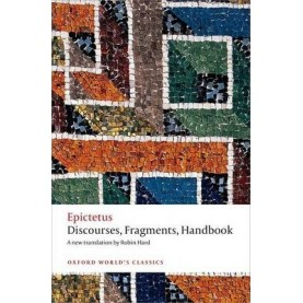DISCOURSES, FRAGMENTS, HANDBOOK OWC by EPICTETUS,HARD & GILL - 9780199595181